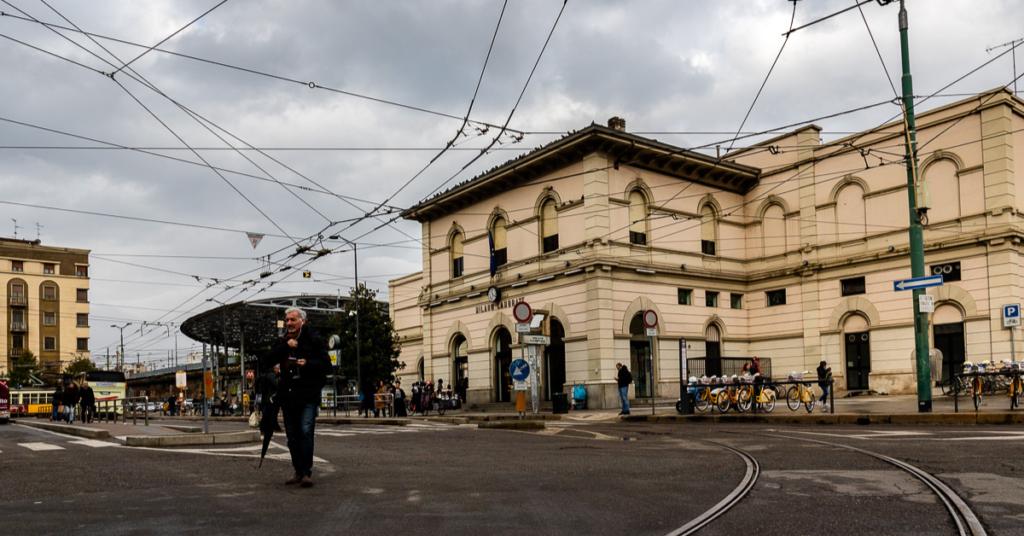 Milano Lambrate stazione