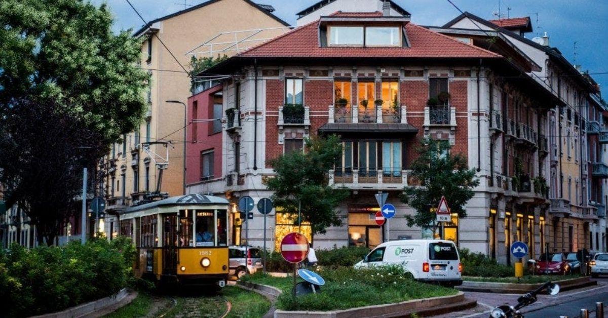 Quartiere Nolo di Milano